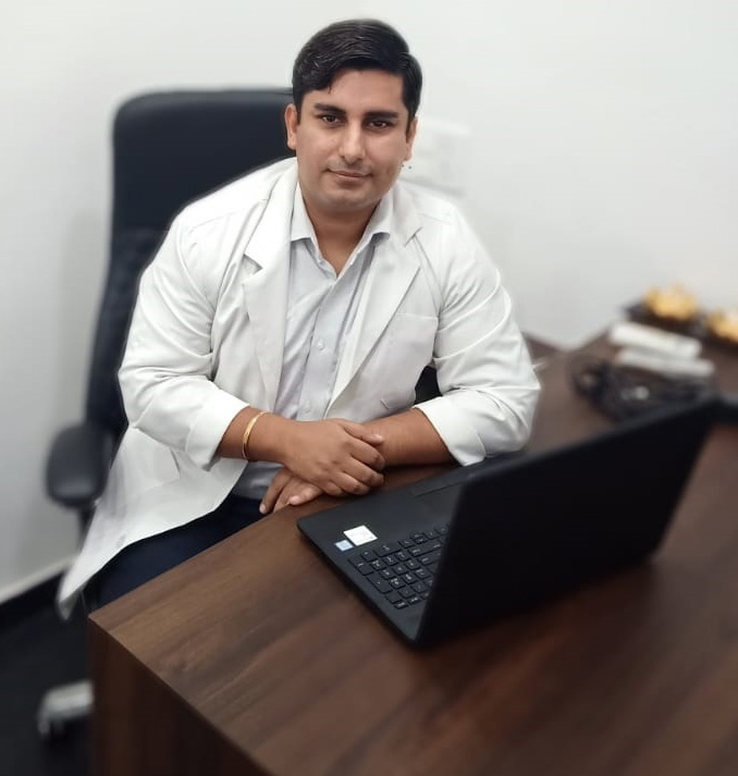 Dr. Gagan Khanna